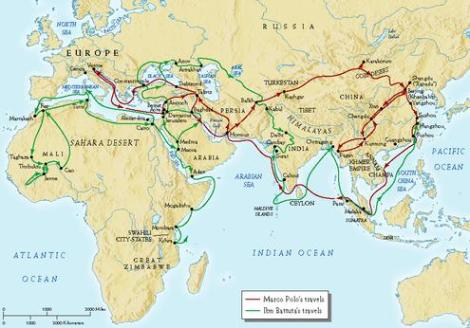 Marco Polo & Ibn Battuta Essay Sample