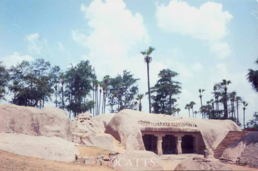 Rock Cut Cave Temple
