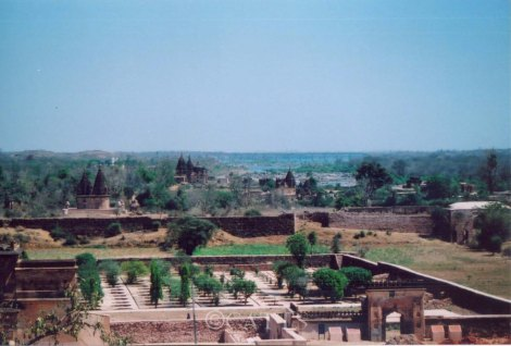 Pleasure Garden, Orchha Fort