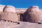 Massive Ramparts of Kumbhalgarh Fort