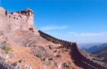 Formidable Ramparts of Kumbhalgarh Fort