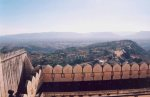 View of Kumbhalgarh Fort