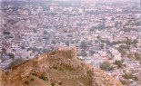 On the foothills of Nahargarh
