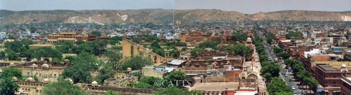 PHOTOWALK: THE WALLED CITY OF JAIPUR