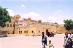 Square, Chowkri Sarhad