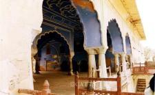 Badal Mahal, Jai Niwas Bagh