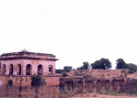 Old water tank NH8