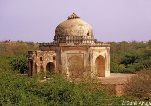 Quli Khan's Tomb Pixelated Memories Sahil Ahuja (2)