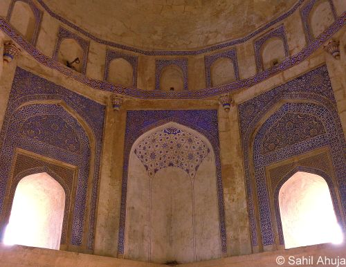 Quli Khan's Tomb Pixelated Memories Sahil Ahuja (7)
