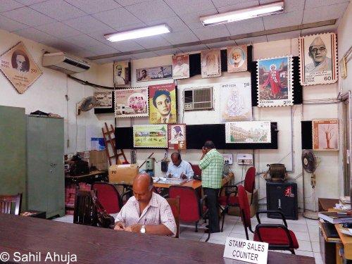 General Post Office GPO Calcutta 2