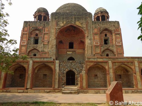Sahil Ahuja Rahim Khan-i-Khana's Tomb Delhi (2)