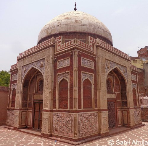 Atgah Khan's Tomb 1