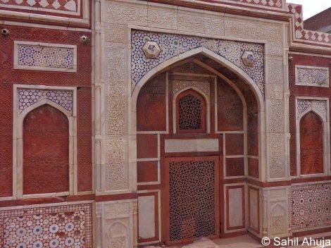 Atgah Khan's Tomb 2